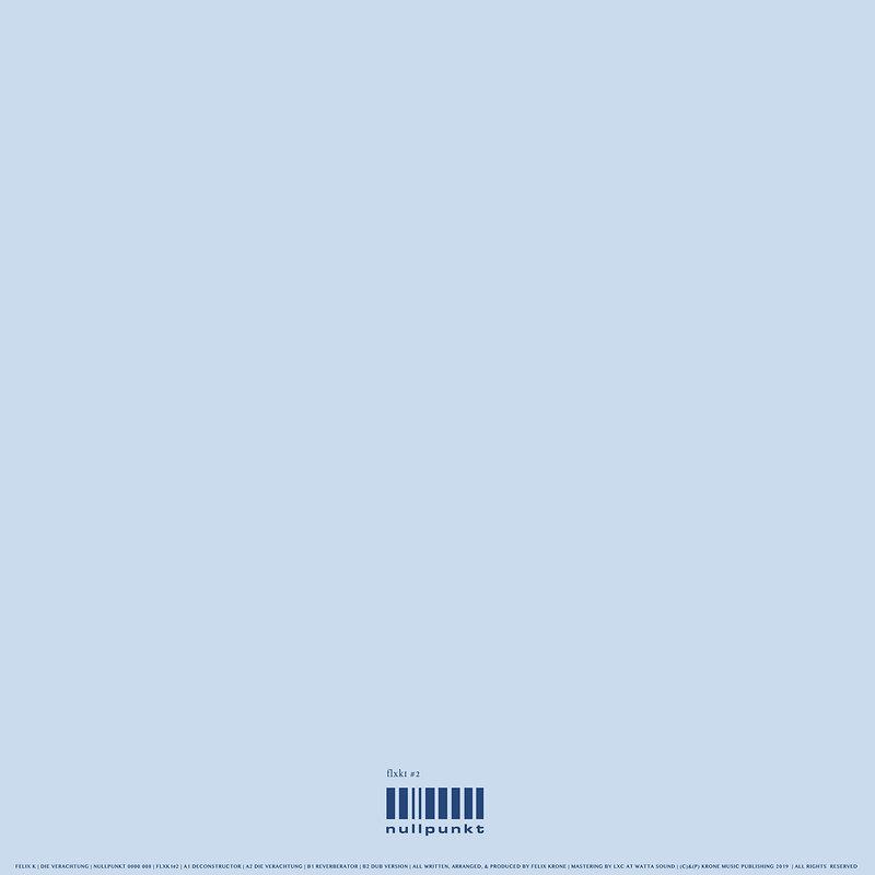 Cover art - Felix K: Die Verachtung