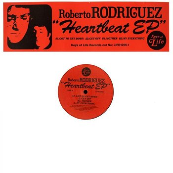 Cover art - Roberto Rodriguez: Heartbeat EP