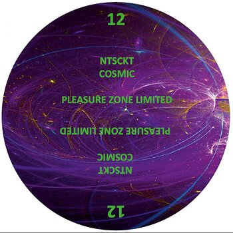 Cover art - Ntsckt: Cosmic