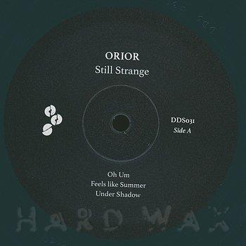 Cover art - Orior: Still Strange