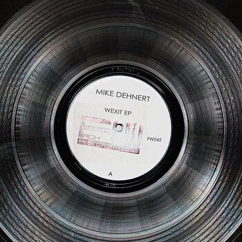 Cover art - Mike Dehnert: Wexit EP