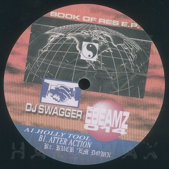 Cover art - DJ Swagger: Book Of Res EP