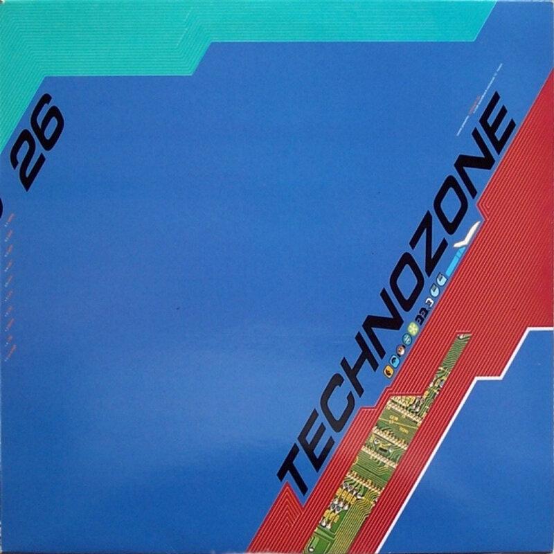 Cover art - Various Artists: Technozone