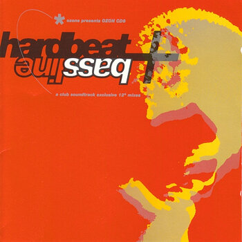 Cover art - Various Artists: Hardbeat + Bassline