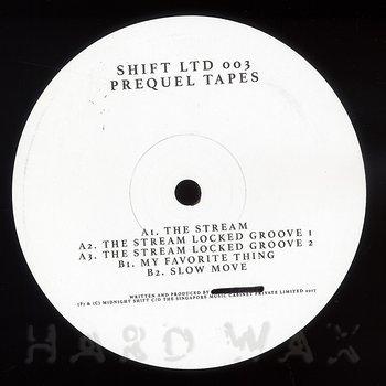 Cover art - Prequel Tapes: The Stream