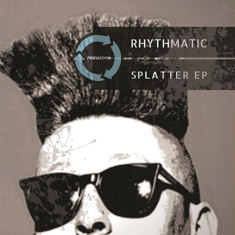 Cover art - Rhythmatic: Splatter EP