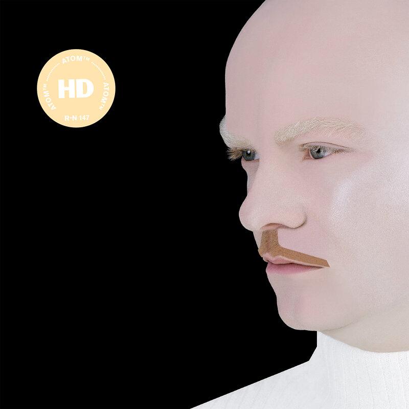 Cover art - Atom™: HD