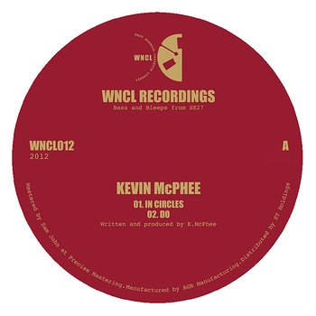 Cover art - Kevin McPhee: In Circles