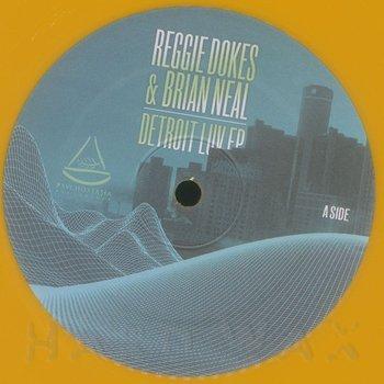 Cover art - Reggie Dokes / Brian Neal: Detroit Luv EP