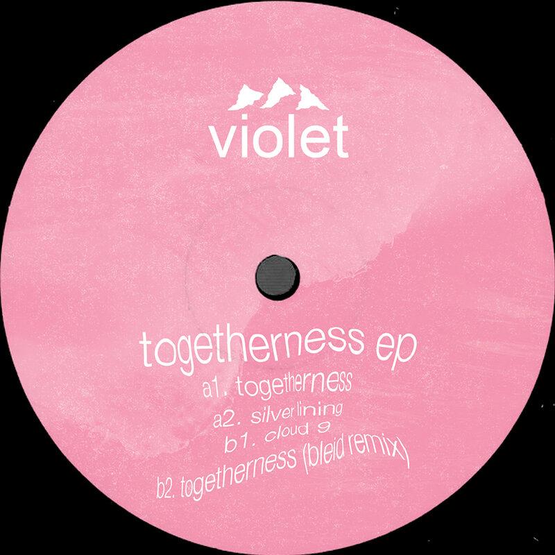Cover art - Violet: Togetherness