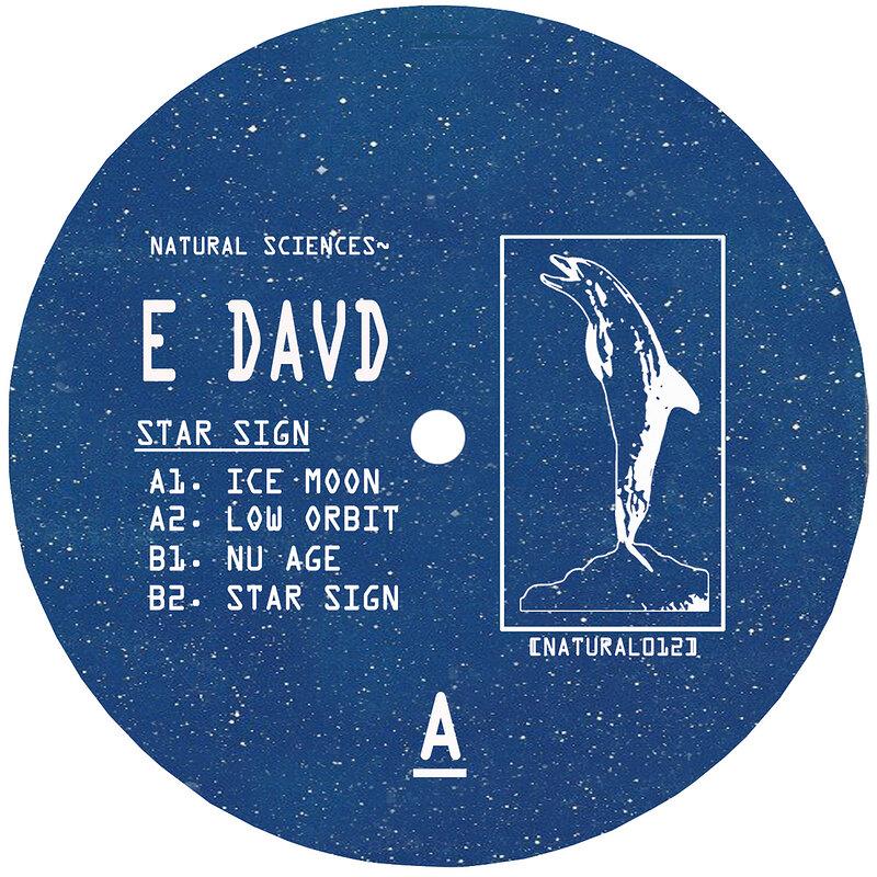 Cover art - E Davd: Star Sign