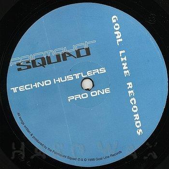 Cover art - Fairmount Squad: Techno Hustlers