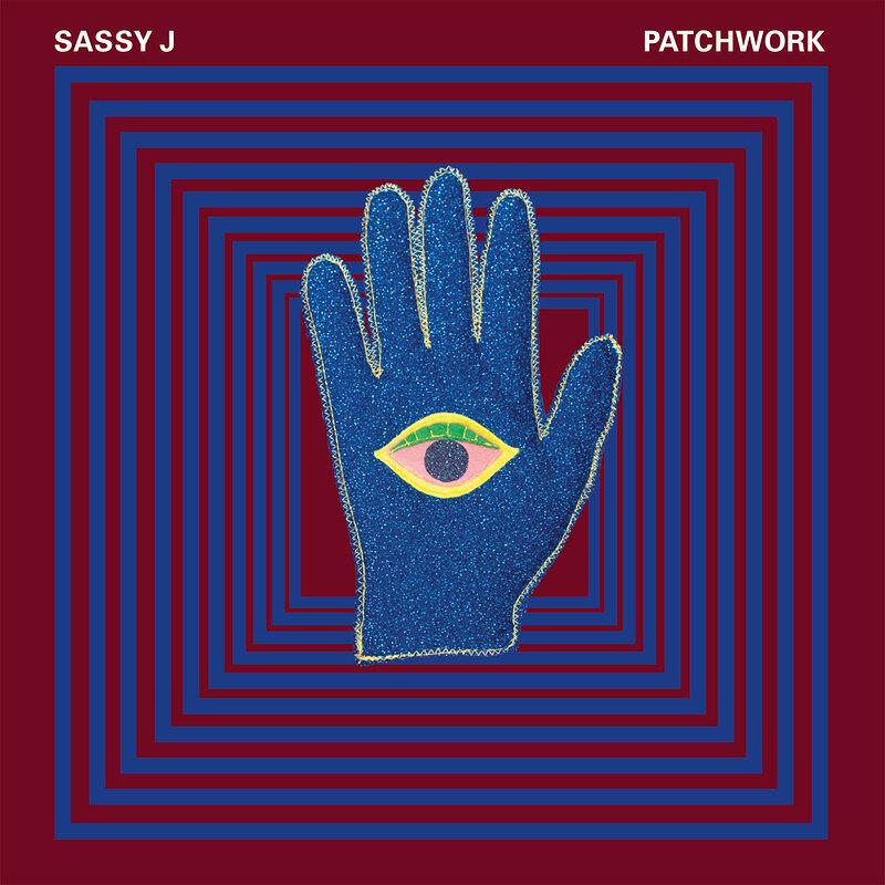 Cover art - Sassy J: Patchwork