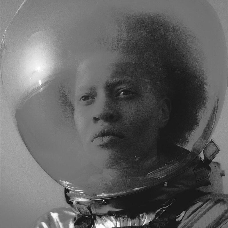Cover art - Brian McOmber: Afronauts (Original Motion Picture Soundtrack)