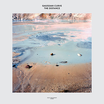 Cover art - Gaussian Curve: The Distance