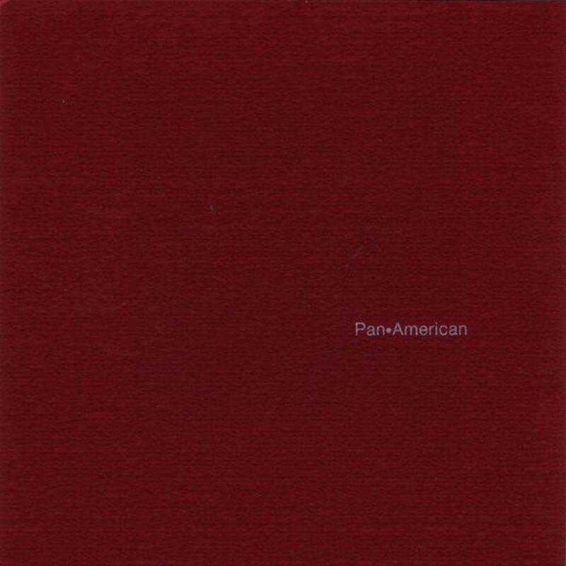 Cover art - Pan American: Pan American