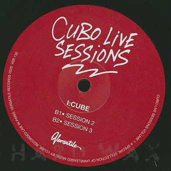 Cover art - I:Cube: Cubo Live Sessions Vol. 1