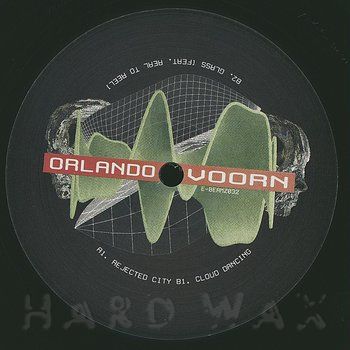 Cover art - Orlando Voorn: Rejected City
