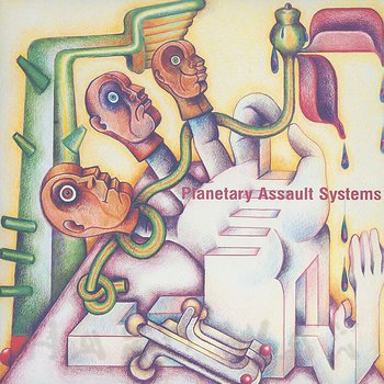Cover art - Planetary Assault Systems: Plantae