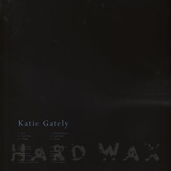 Cover art - Katie Gately: Katie Gately