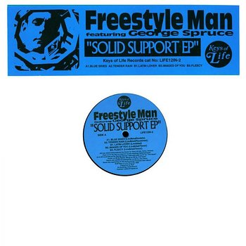 Cover art - Freestyle Man: Solid Support EP