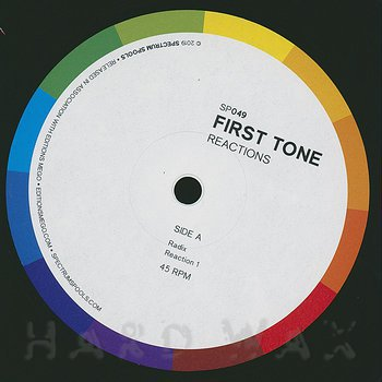 Cover art - First Tone: Reactions