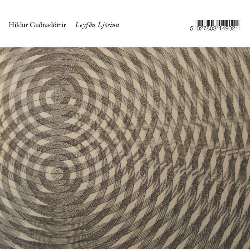 Cover art - Hildur Gudnadottir: Leyfdu ljosinu