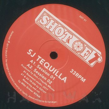Cover art - SJ Tequilla: Session 01-04