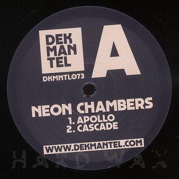 Cover art - Neon Chambers: One