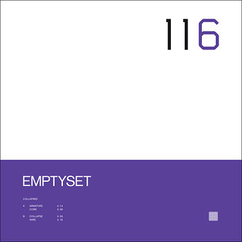 Cover art - Emptyset: Collapsed