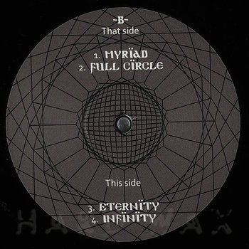 Cover art - Eusebeia: Infinity