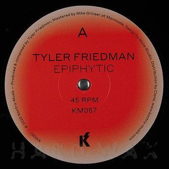 Cover art - Tyler Friedman: Epiphytic