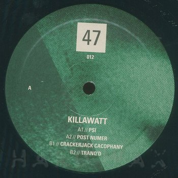 Cover art - Killawatt: 47 12