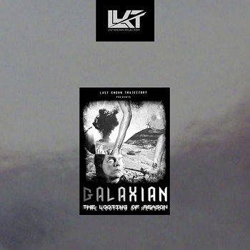 Cover art - Galaxian: The Looting of Reason
