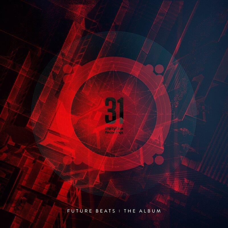 Cover art - Various Artists: Future Beats : The Album