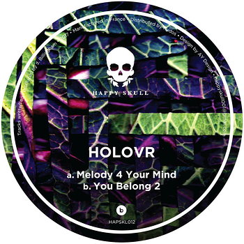 Cover art - Holovr: Melody 4 Your Mind