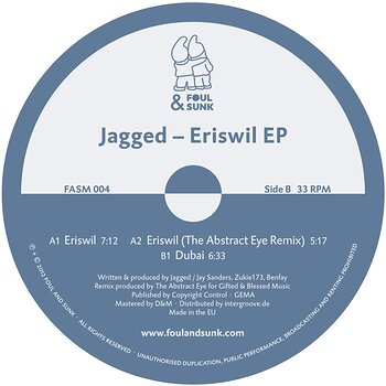 Cover art - Jagged: Eriswil