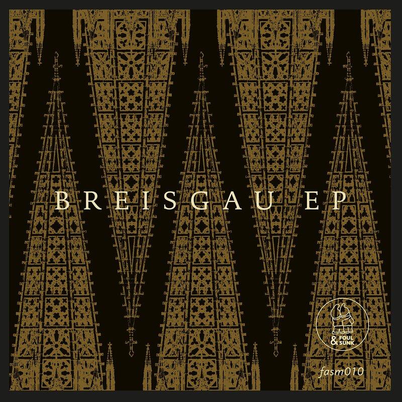 Cover art - Various Artists: Breisgau EP
