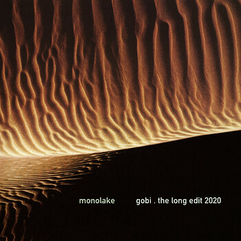 Cover art - Monolake: Gobi. The Desert EP