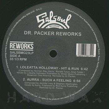 Cover art - Various Artists: Dr. Packer Reworks