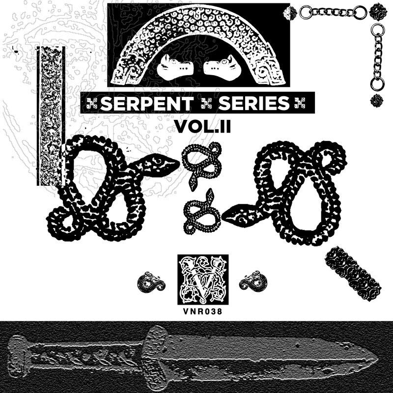 Cover art - Various Artists: Serpent Series Vol. 2