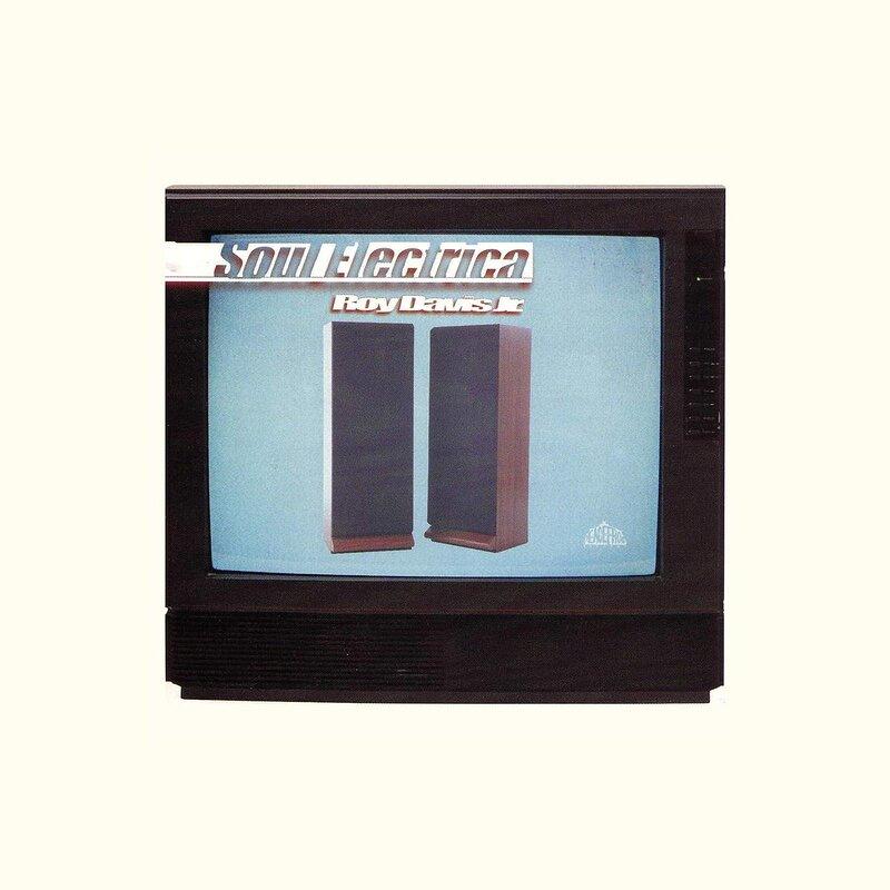 Cover art - Roy Davis Jr.: Soul Electrica