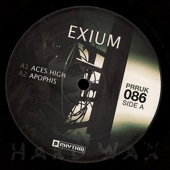 Cover art - Exium: Aces High