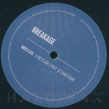 Cover art - Breakage: Ric Flair Strut