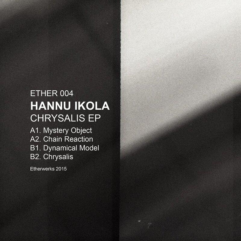 Cover art - Hannu Ikola: Chrysalis EP