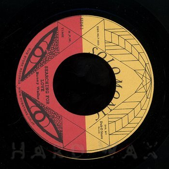 Cover art - Bunny Wailer: Searching For Love