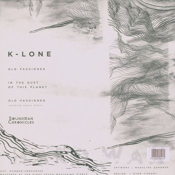 Cover art - K-Lone: In The Dust EP