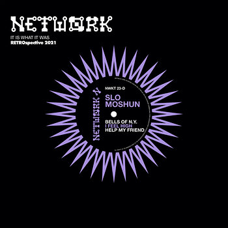 Cover art - Slo Moshun: Bells of N.Y. EP
