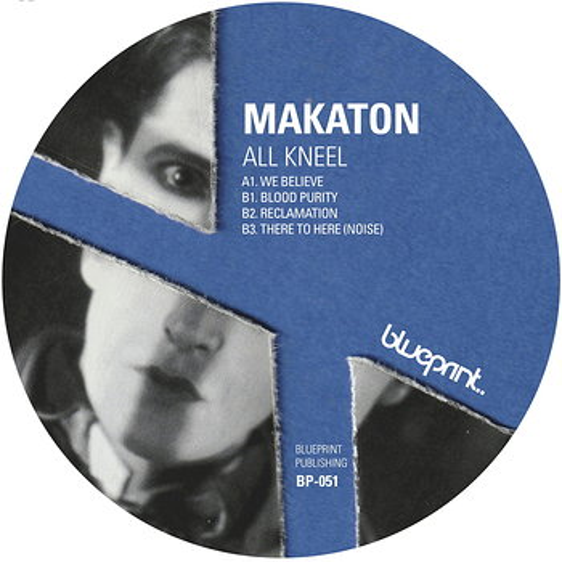 Cover art - Makaton: All Kneel