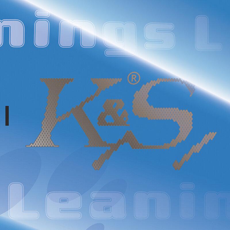 Cover art - Kaspi & Stride: Leanings
